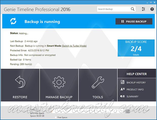 Genie Timeline Pro 2016