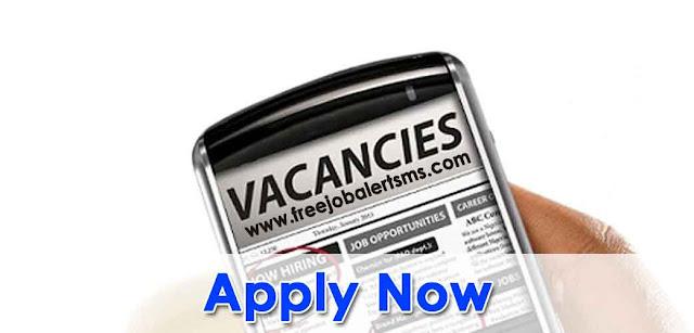 Free Job Alert SMS
