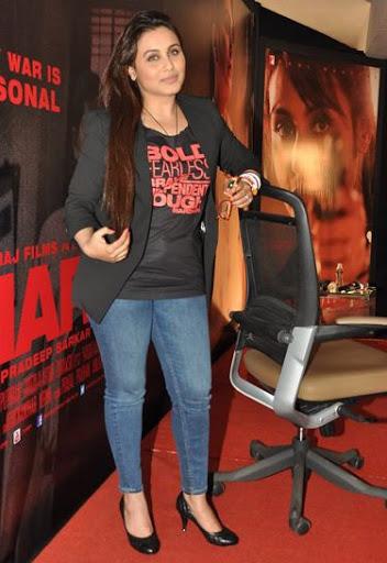Rani Mukerji Weight