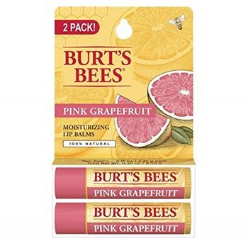 burts bees grapefruit