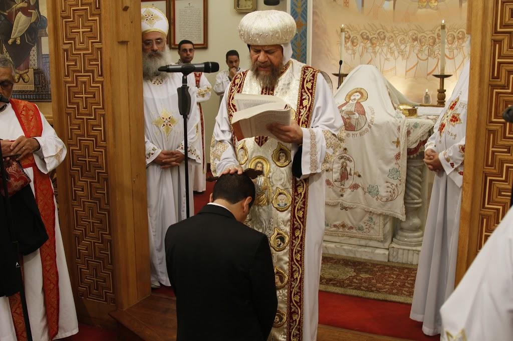 Deacons Ordination - Dec 2015