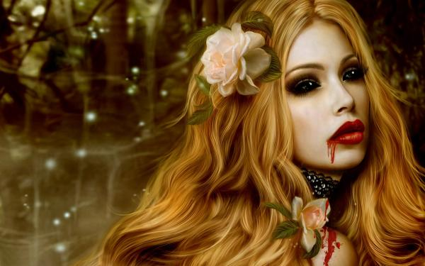 Vampire Blond, Vampire Girls 1