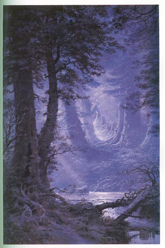 Sil Moonlight, Fantasy Scenes 1