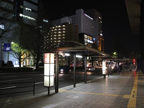 仙台駅前 宮交高速バスセンター その3
