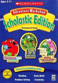 Adventure Workshop: Scholastic Edition - Review By Luis Santana