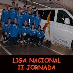 LIGA NACIONAL - II JORNADA