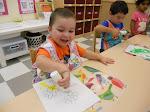LePort Montessori Preschool Toddler Program Irvine San Marino - art skills