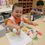 LePort Montessori Preschool Toddler Program Irvine San Marino - art skills