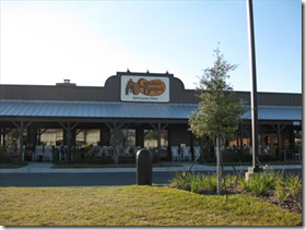 Cracker Barrel, New Port Richey