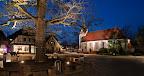 Willehadikirche nachts