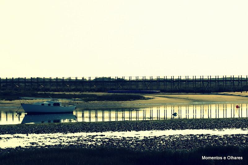 Ria formosa, Cabanas
