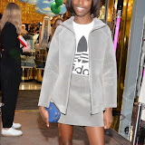 OIC - ENTSIMAGES.COM - Leomie Anderson at the Monki - party in Carnaby St  London  8th April 2015 Photo Mobis Photos/OIC 0203 174 1069