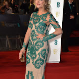 OIC - ENTSIMAGES.COM - Poppy Jamie at the  EE British Academy Film Awards 2016 Royal Opera House, Covent Garden, London 14th February 2016 (BAFTAs)Photo Mobis Photos/OIC 0203 174 1069