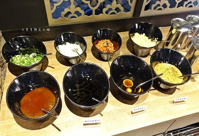 7 丰明殿 信義殿 超大肉盤 涮涮鍋 痛風海鮮盤