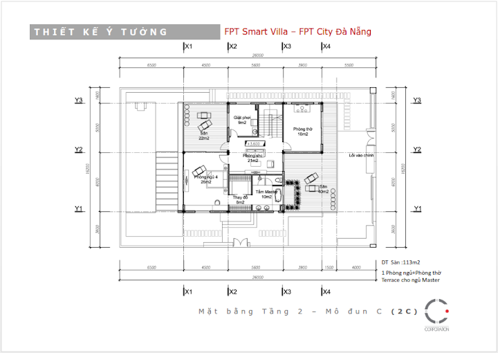 FPT Smart Villa - FPT City Da Nang