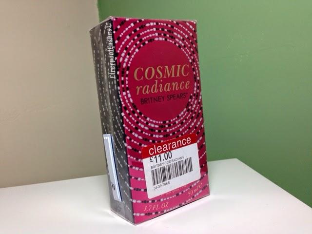 britney spears cosmic radiance perfume