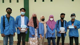 Mahasiswa KKN UIN SUSKA RIAU Adakan Sosialisasi Protokol Kesehatan Pencegahan Covid-19 Kepada Masyarakat Riau