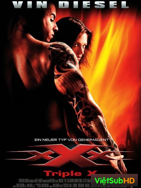 Điệp Viên XXX 3: Sự Trở Lại Của Xander Cage