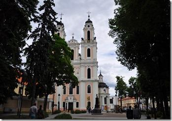 9 vilnius église Ste Catherine