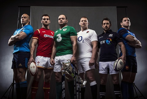 6 nations launch men