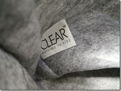 Clear - Nothing to Hide