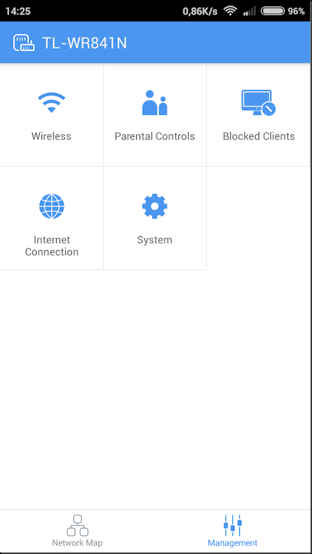 cara memblokir client tp link
