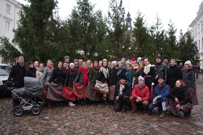 12. detsember 2015 - Tartu talvine tantsupidu Raekoja platsil - IMGP9229.JPG