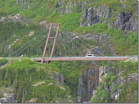 William Moore Bridge, Klondike Highway