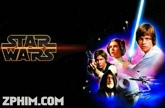 Ảnh trong phim Chiến Tranh Giữa Các Vì Sao 4: Niềm Hy Vọng Mới - Star Wars 4: A New Hope 1