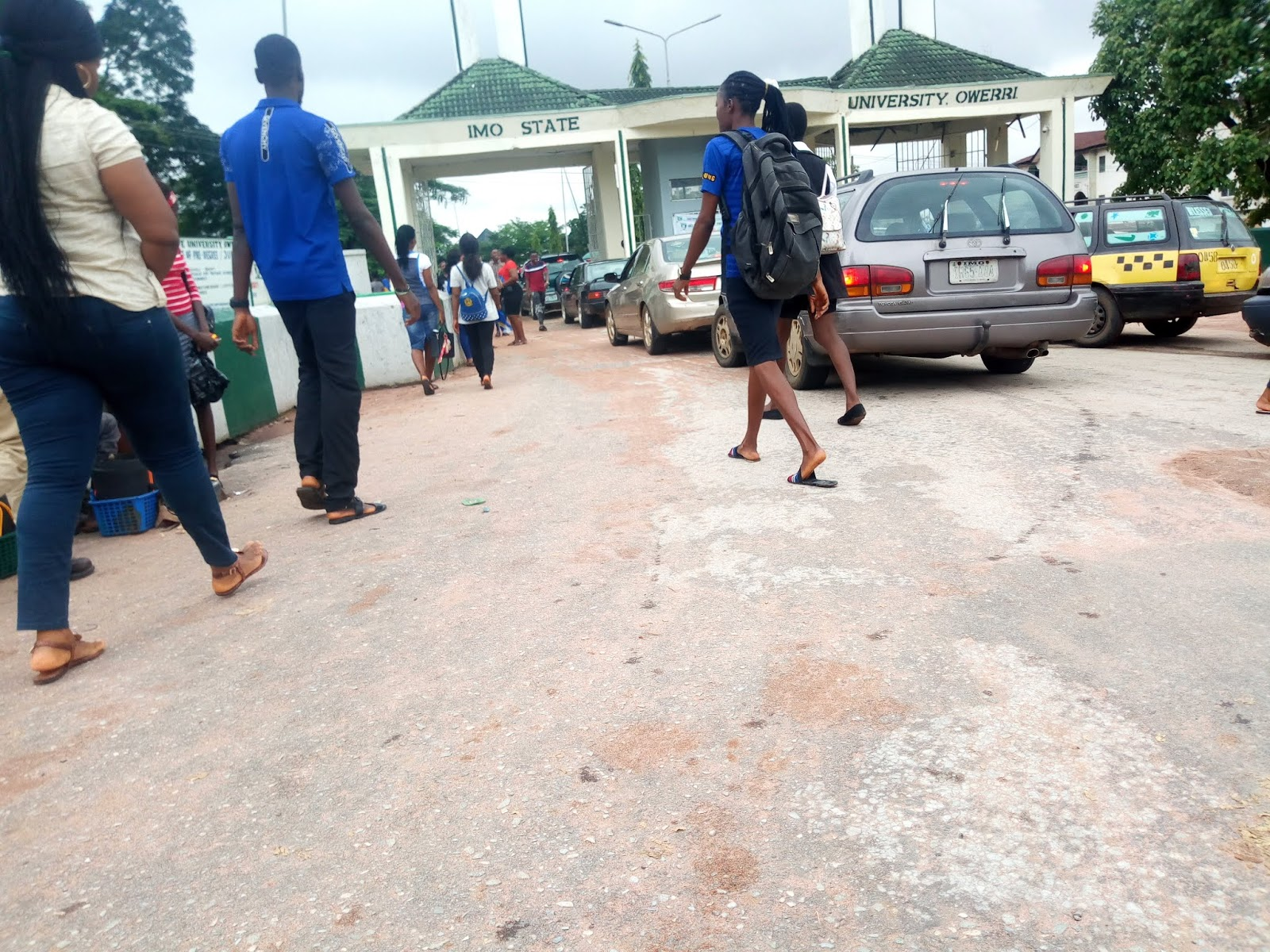 Prof. Onwuliri Allegedly In A Horse Battle To Become IMSU New Vice Chancellor