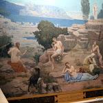 Pierre Puvis de Chavannes - Vision antique (escalier du musée)