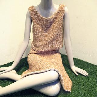 Scanlan Theodore NEW Wrapped Ribbon Skirt Set