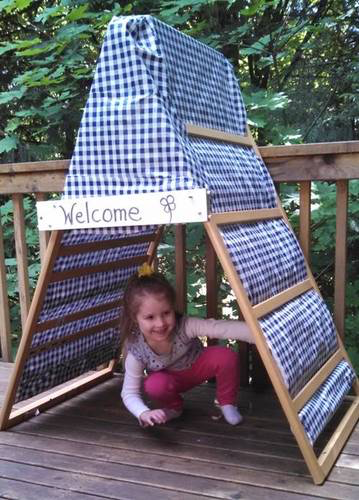 Play Tent from Crib