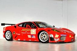 090 Ferrari F430 GTC n°2456 Michelotto - ex-Risi Competizione 2007