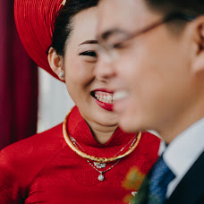 Wedding photographer Trung Võ (iamtrungvo). Photo of 05.02.2018