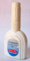 whitener correction fluid