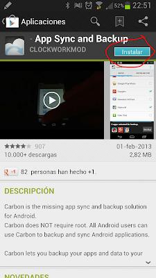 Carbon Backup 2