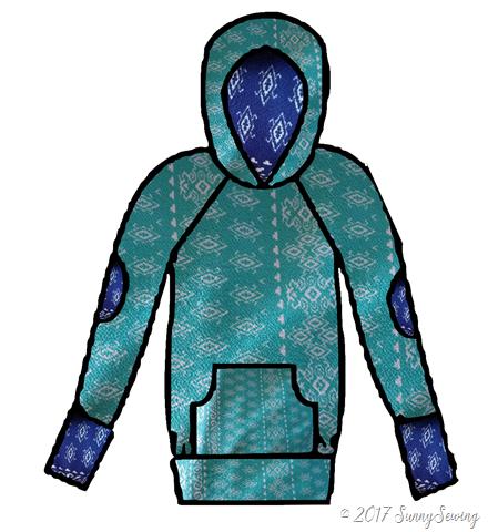 kiela hoodie