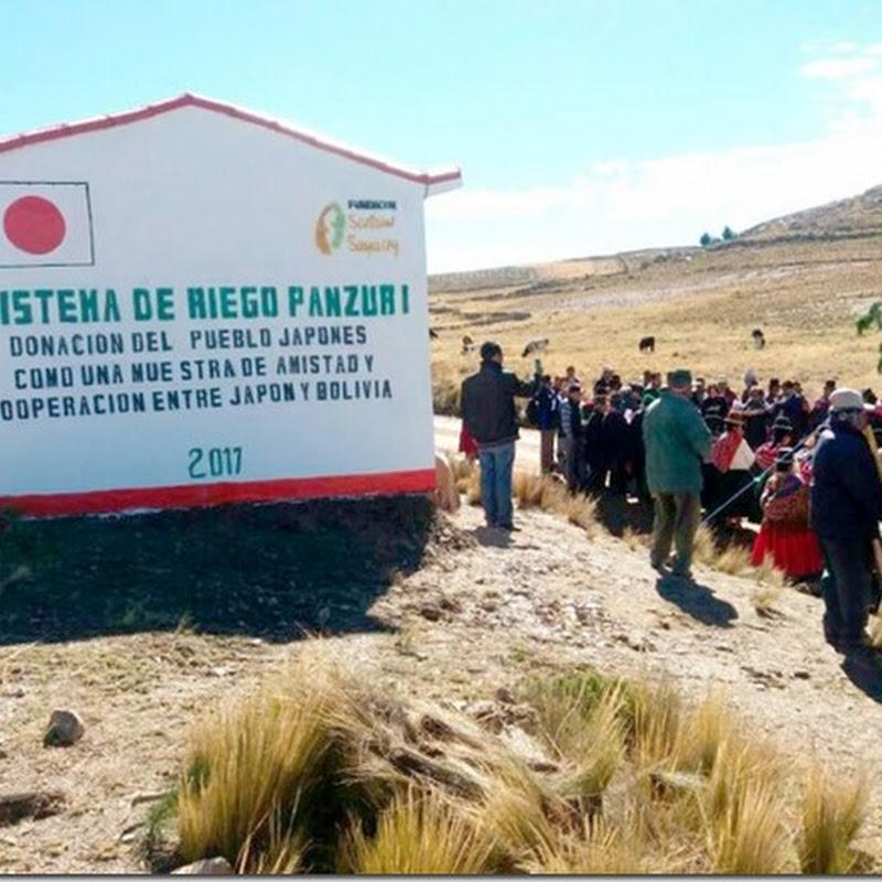 Panzuri: Comunidad de la Provincia Aroma en La Paz (Bolivia)