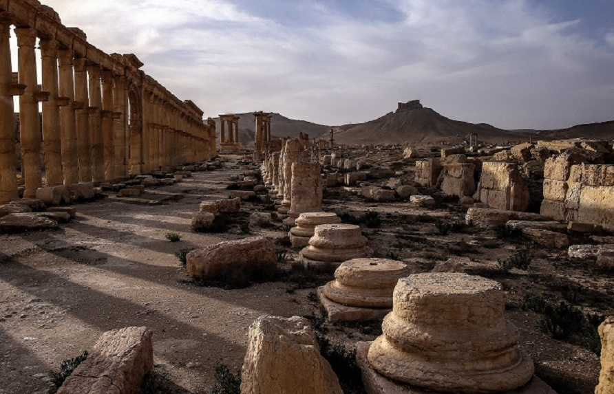 Near East: UNESCO to proceed with Palmyra restoration