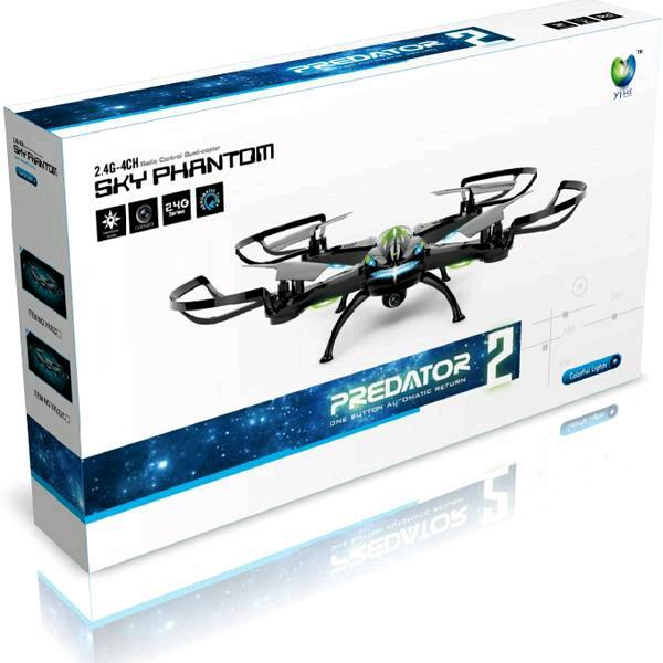 DRONE SKY PHANTOM 2 X8
