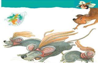 Los ratones y las comadrejas