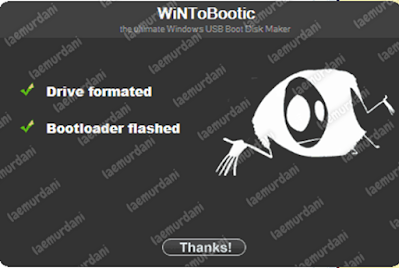 Membuat File Bootable Linux dengan WinToBootic