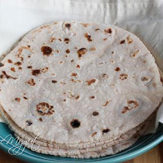 Paleo Tortilla's 2.0 (Nut Free/Gluten Free/Dairy Free).