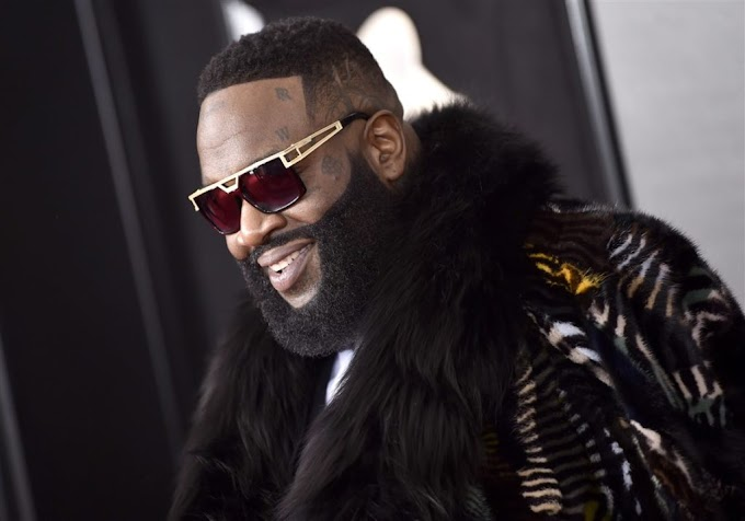 Rick Ross Net Worth in Dollars (2018)