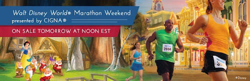 2014 Walt Disney World Marathon Weekend event registration opens today