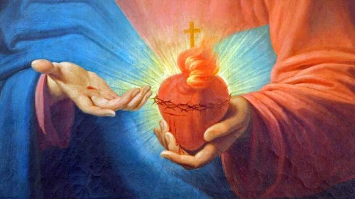 Ách của tôi êm ái (19.6.2020 – Thứ Sáu, Thánh Tâm Chúa Giêsu)