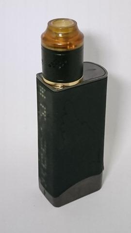 DSC 2119 thumb%25255B3%25255D - 【RDA】「Geekvape Peerless RDA」レビュー。24mm爆煙大型コイルビルド可能な高級感あふれるドリッパー!!ボトムフィード対応【ギークベープ/ビルド/電子タバコ】