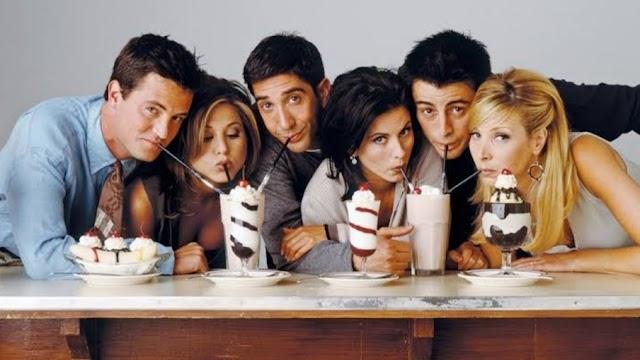 Após 25 anos Friends encerra sua exibição no canal Warner Channel e passa a ser exclusivo da HBOMAX
