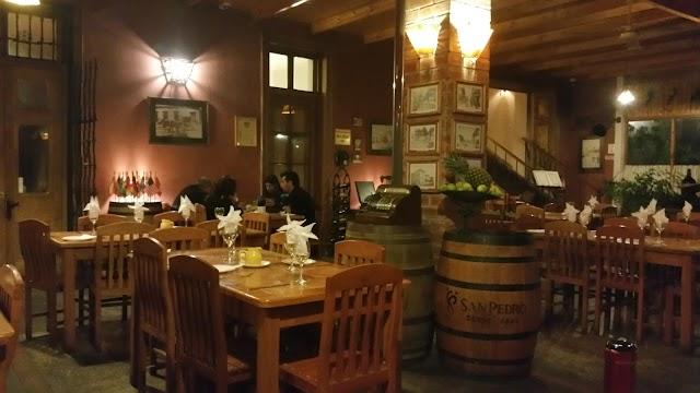 Restaurant Casona del 900